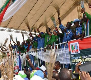 Lagos APC Begins Statewide Campaign