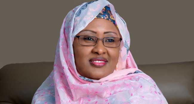 Aisha Buhari, Gombe, IDPs