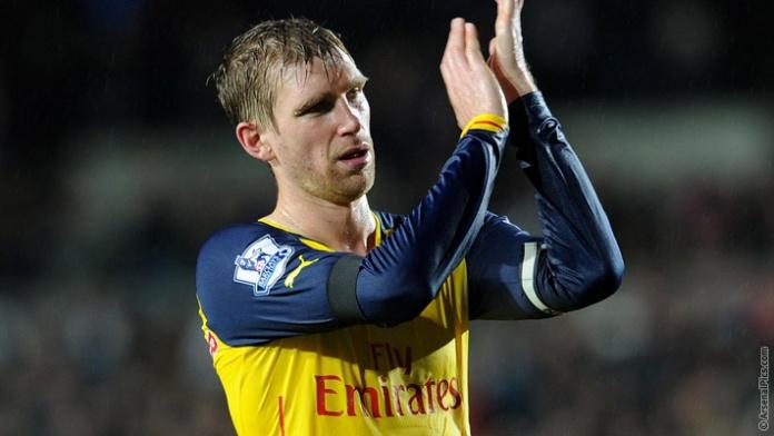 Mertesacker Reveals Secret To Arsenal Victory Over Man City