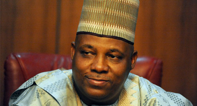 Borno Governor, Shettima Receives Certificate of Return