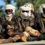 Chadian soldiers