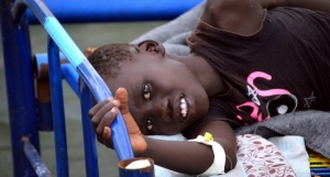 Cholera outbreak in South Sudan