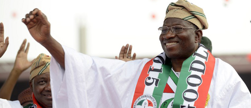 MEND Endorsement: Niger Delta People Are With Me, Jonathan Tells Buhari