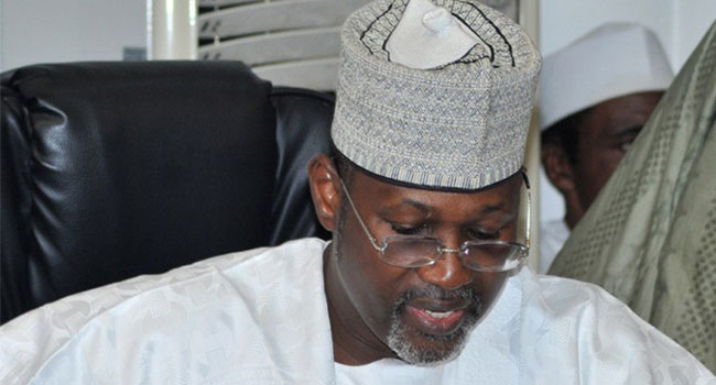 Jega's Leave: Why Remove Referee Before Game Ends?
