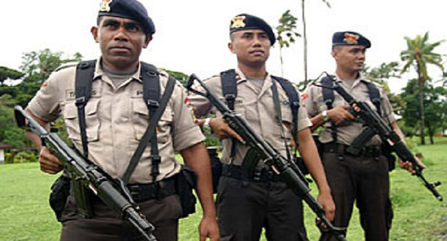 Countdown Appears To Start For Execution of Foreigners In Indonesia