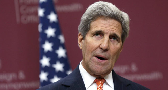 U.S 'Deeply Disappointed' By Election Postponement – John Kerry