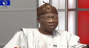 Lai Mohammed on Attack of APC members in Rivers State