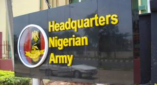 Nigerian Army Donates Educational Materials To IDPs