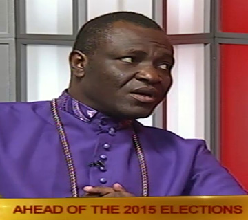 Mbaka's Condemnation of Jonathan Is His Opinion Not Christians' – Bishop Benjamin