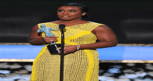 Uzo Aduba Wins SAGs Best Female Actor In Comedy Series