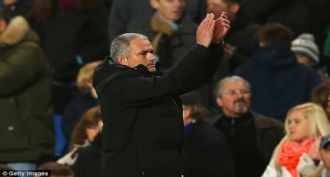 Mourinho Full Of Praise After Chelsea's Victory Against Liverpool