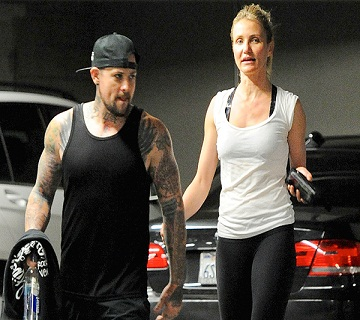 Cameron Diaz And Rocker Benji Madden Marry In Los Angeles