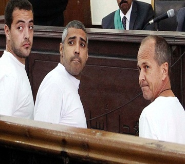 Egyptian Court Calls For Retrial Of Three Jailed Al Jazeera Journalists