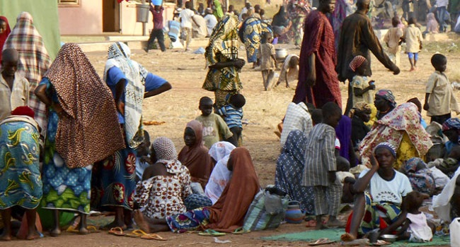 NHRC Asks FG To Address Increasing Number Of Displaced Persons