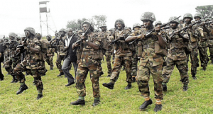 Defence Ministry on Civilian staff military training