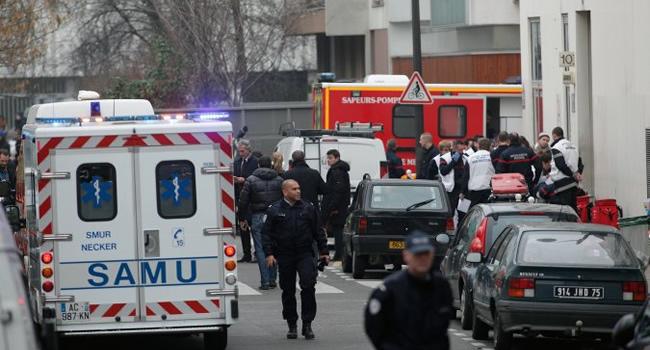 12 Suspects Arrested Over Paris Attack