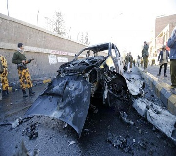 At Least 30 People Dead In Yemen Deadly Car Bomb Attack