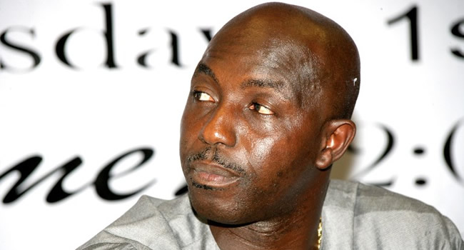 Siasia Bars Three Players From Eagles' Camp