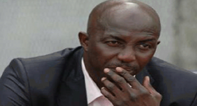 Samson Siasia Criticises Eagles' Defeat To National U-23