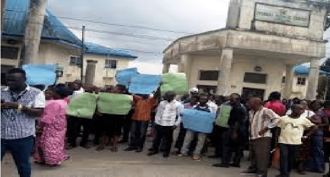 Unpaid Salaries: Osun Workers To Resume Strike