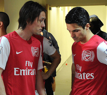 Rosicky Is One Of The Most Underrated Players – Arteta