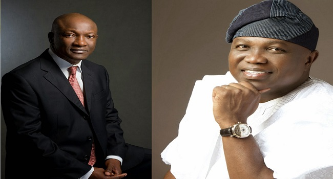 Agbaje, Ambode Sign Peace Deal Ahead Of Elections