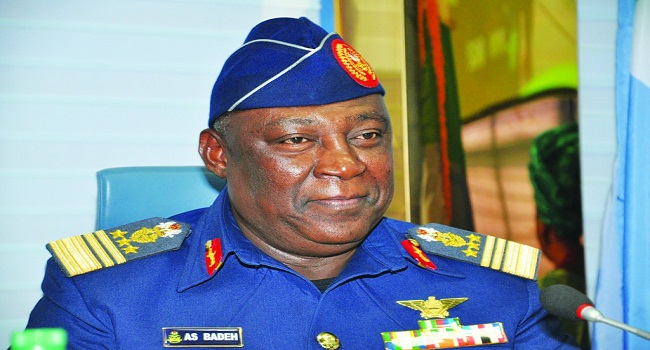 Nigeria Air Force Confirms Release Of Kidnapped Aide To Ex-CDS, Alex Badeh