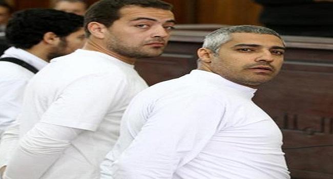 Egypt Court Frees Al Jazeera Journalists