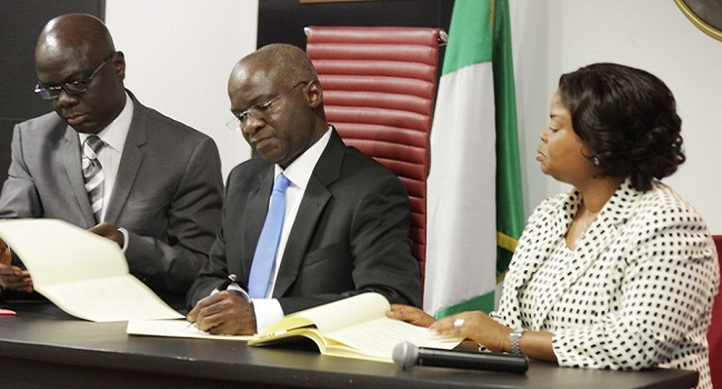 Bill Amending Lagos Mortgage, Property Law Signed