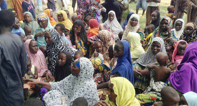 158 Boko Haram Abductees Reunite With Families