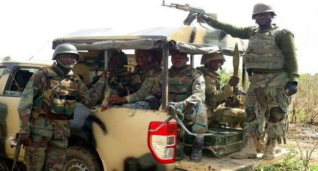 Nigerian Troops Recover Video Recordings From Terrorists