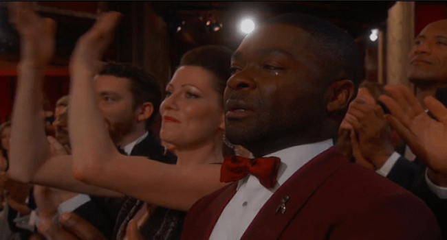 The Oscar Moment That Got Celebrities In Tears