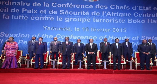 Central Africa Presidents plans Boko Haram offensive