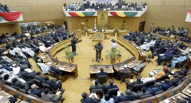New Speaker Emerges At ECOWAS Parliament