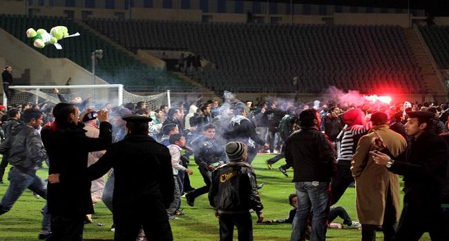 Egyptian-clash