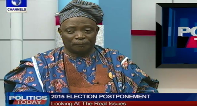Accord Is Not In Support Of Election Postponement – Ladoja
