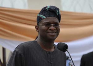 Governor Babatunde Fashola (SAN)