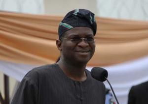 Governor Babatunde Fashola (SAN)
