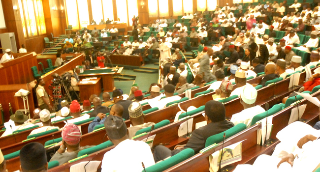 Missing $20b: Reps Issues FG One Week Ultimatum To Submit Forensic Audit Report