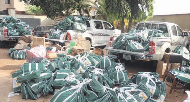 INEC Begins Distribution Of Non-Sensitive Materials In Kaduna