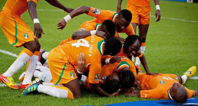 Cote d'Ivoire Beat Ghana 9-8 To Win AFCON 2015