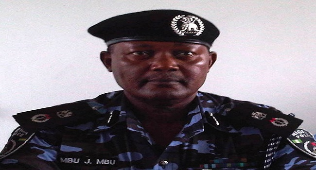 Retired AIG Mbu Pulled Out Of Police Force