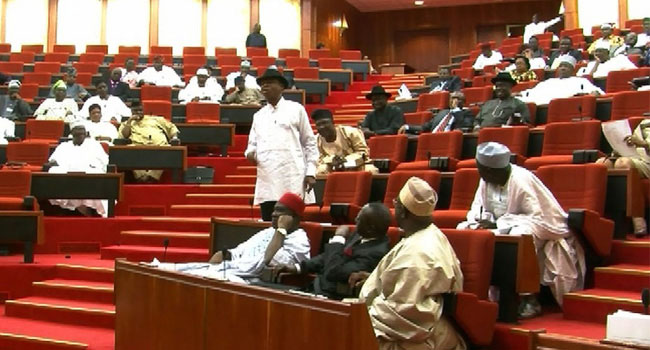 Senate Accuses Executive Of Submitting Incomplete MTEF