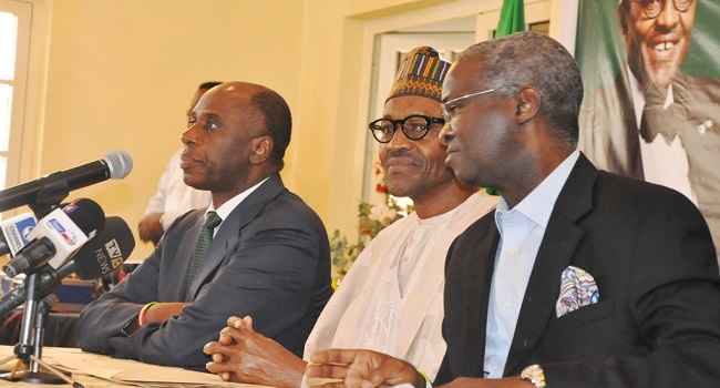 Buhari Meets Organised Private Sector, Reels Out APC Manifesto