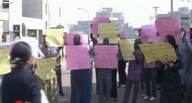 Unions Protest Non-promotion Of Staff In FUTO