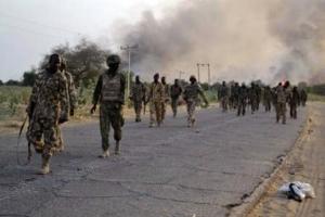 war against Boko Haram