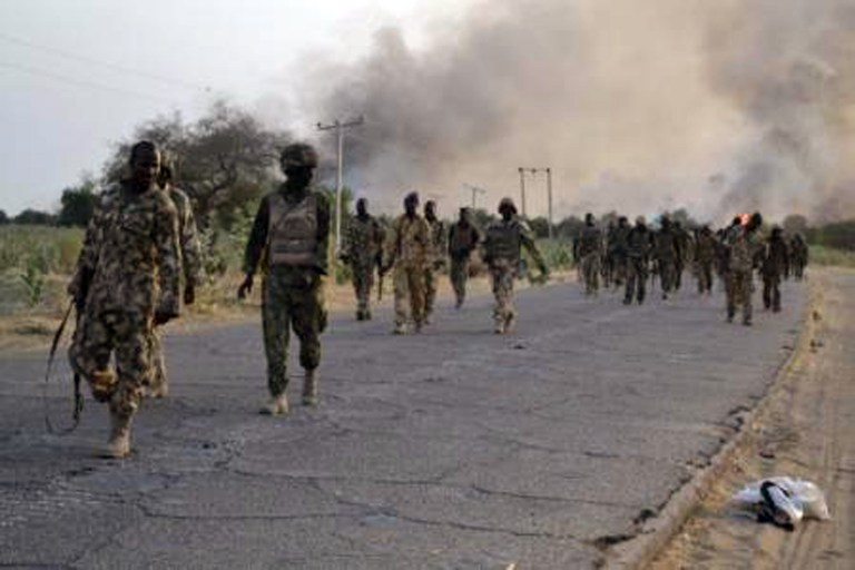 Reps Commend Military For 'Gallant Performance' In Nigeria's North-east