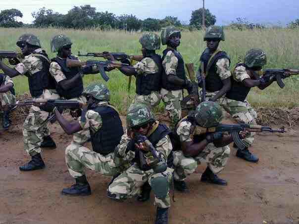 Nigerian Troops Destroy 20 Boko Haram Camps In Borno
