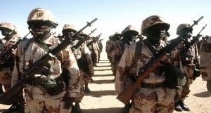 Boko haram counter-terrorism forces
