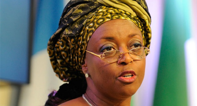 Diezani Allison-Madueke, EFCC, Court, Diverted Funds,